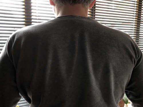 Schulterblatt normal Muskeln
